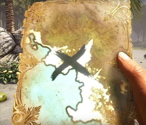 Treasure Maps | Atlas Wiki